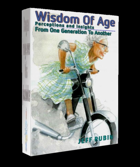Wisdom Of Age Book Cover